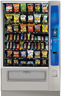 Greenville Vending Machines