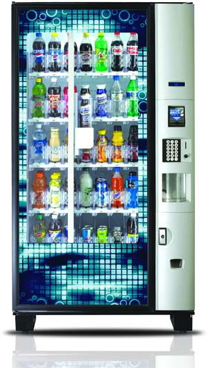 Vending Machines throughout Simpsonville