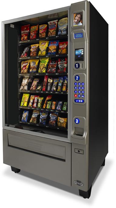 Vending Machines in Seneca