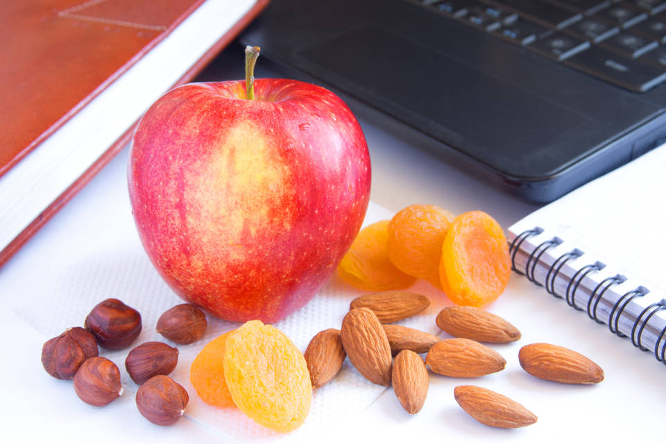 Healthy Alternative Snacks in Greenville, Spartanburg, and Anderson, South Carolina
