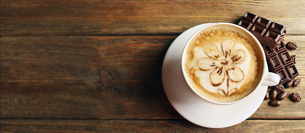 Service that brings coffeehouse hot beverages to work