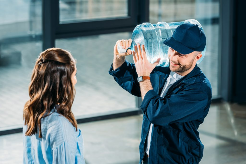 Bottled water option in South Carolina, Anderson, Spartanburg and Greenville