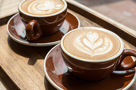 Treat employees and guests to something exceptional — bean to cup coffee from Cromer Food Services bean to cup machines